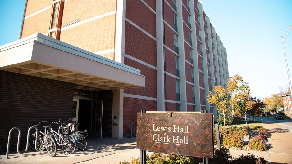 Lewis and Clark Hall