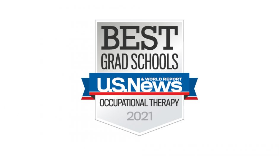 US news and world report best grad school logo