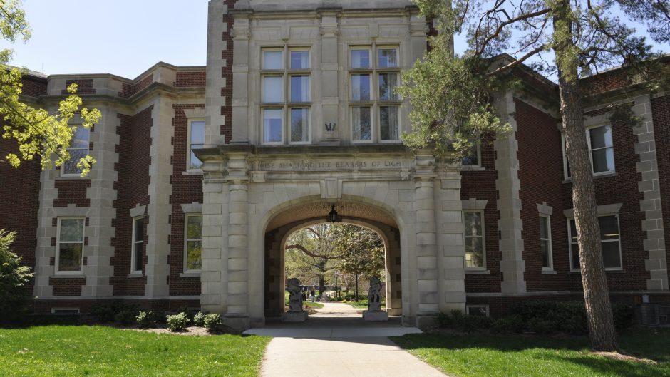 j school arch