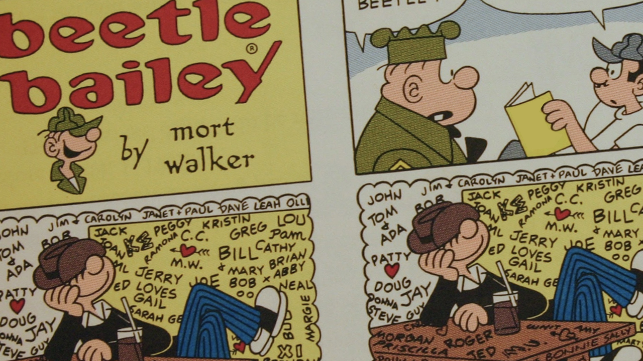 beetle bailey comic