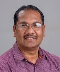 This is a photo of Dr. Singh.