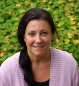 This is a photo of Eva Mårell-Olsson.