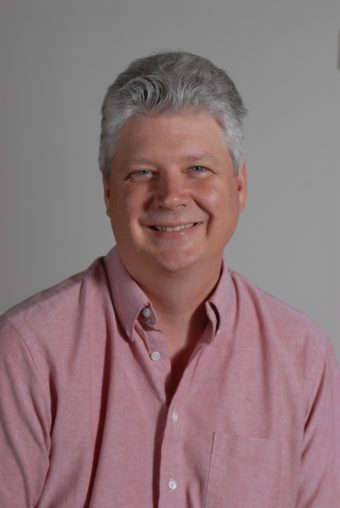 Kevin D. Gillis headshot