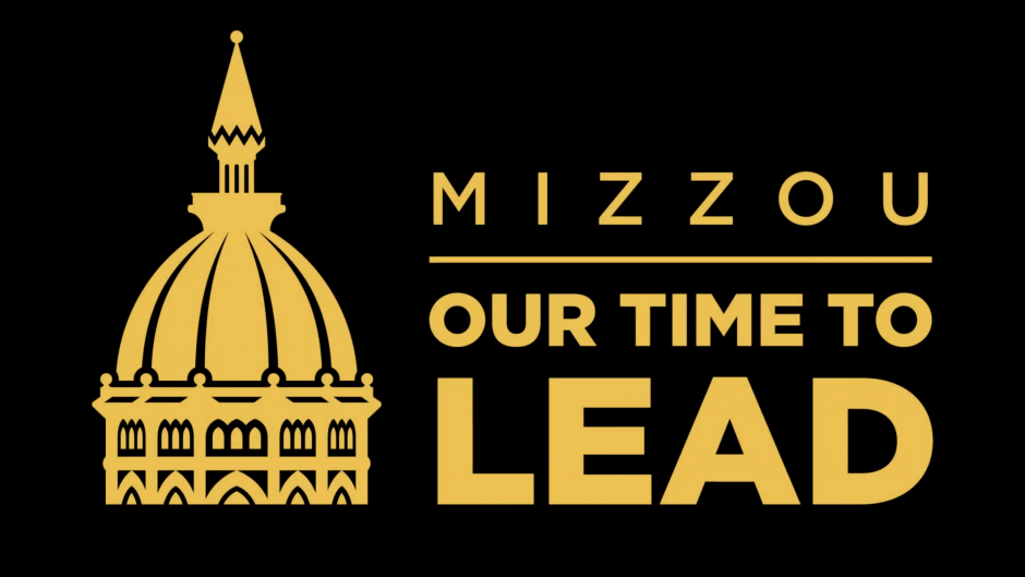 our time to lead graphic
