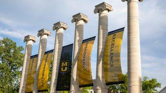 column banners