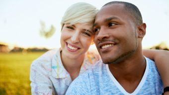 This is an image of a happy couple. Source: Shutterstock