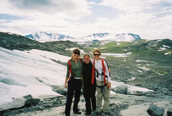 friends in Norway