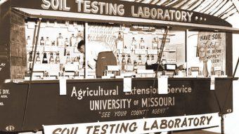 mobile soil testing laboratory
