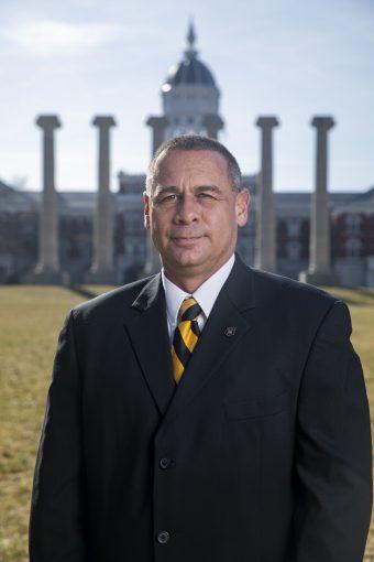 MUPD Chief Brian Weimer