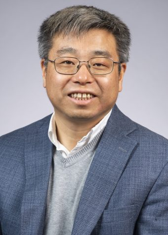 This is a picture of Dong Xu