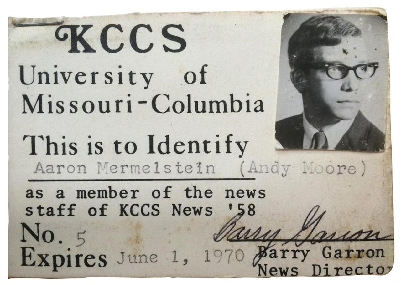 KCCS identification card