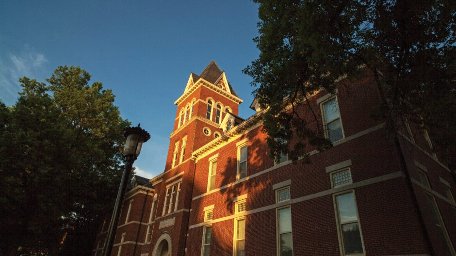 This is a picture of Lafferre Hall