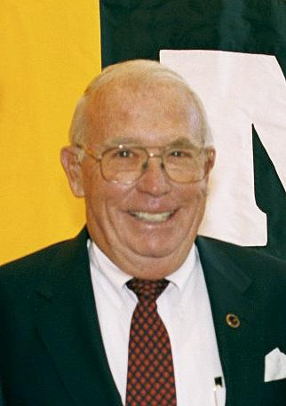 This is an image of Gordon E. Crosby.