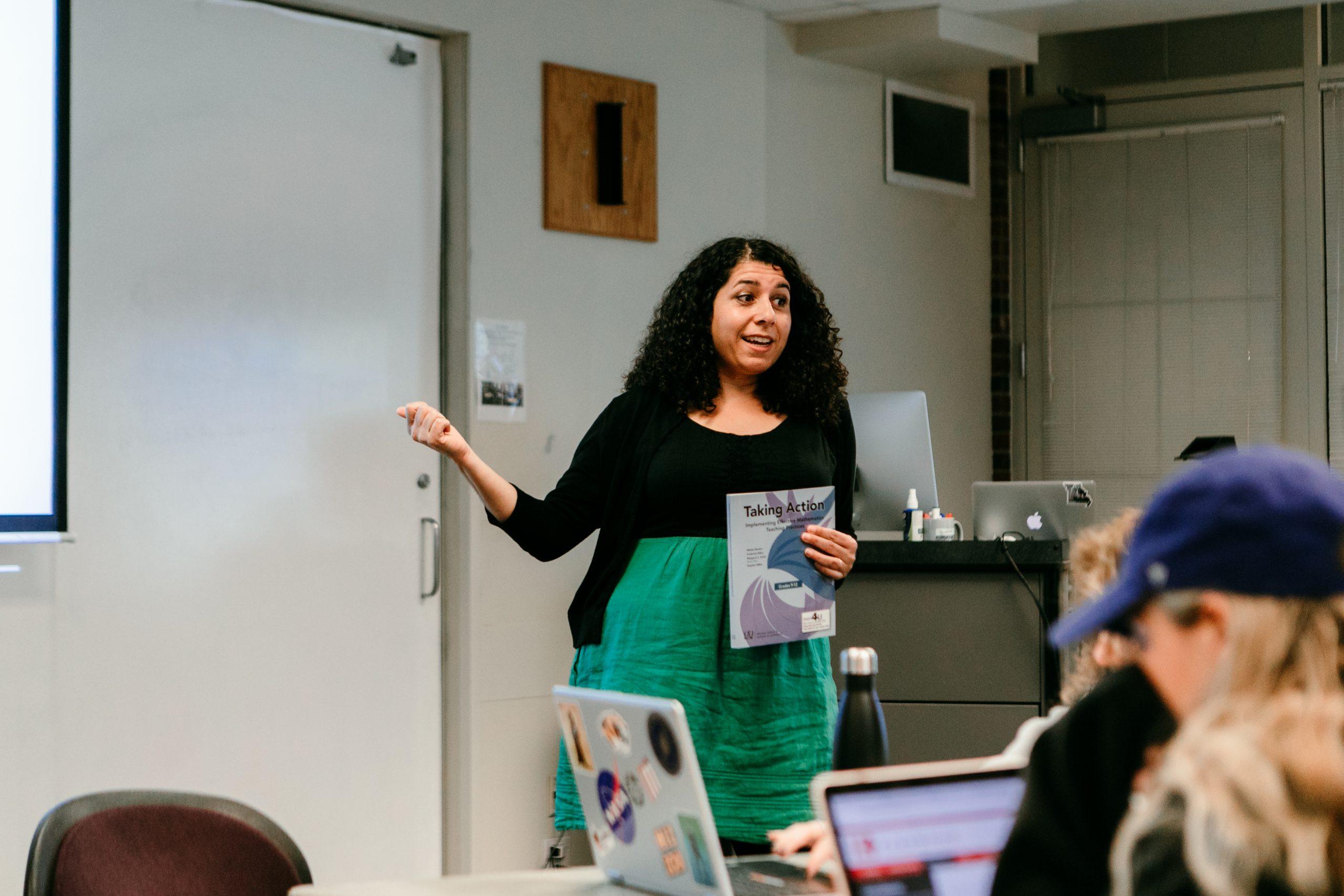 This is a photo of Dr. Zandra de Araujo.