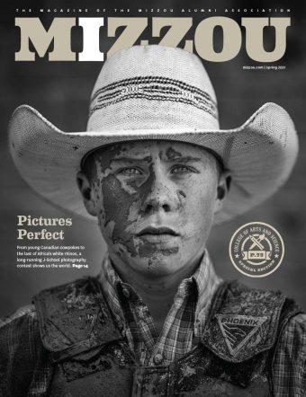 MIZZOU Magazine Spring 2021 Cover