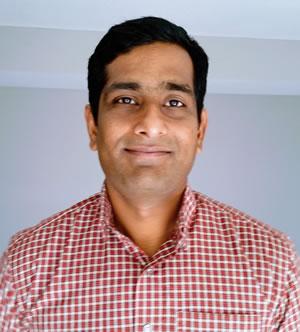 This is a photo of Ram Raghavan.