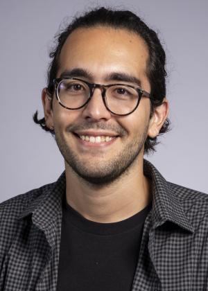 Roberto Cofresí headshot