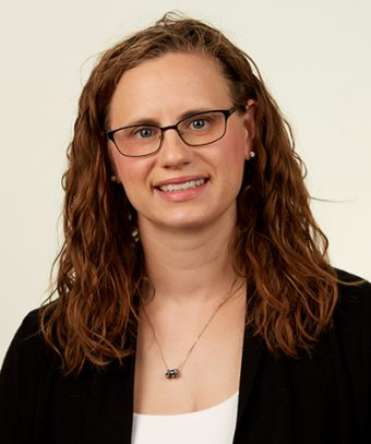 This is a photo of Anne Heyen.