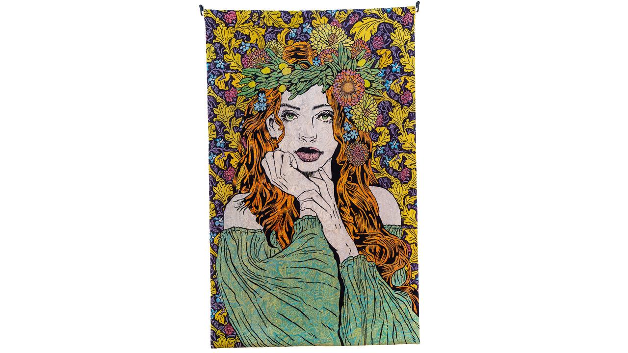 fine art tapestry