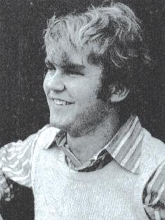 vintage portrait of Dennis Harper