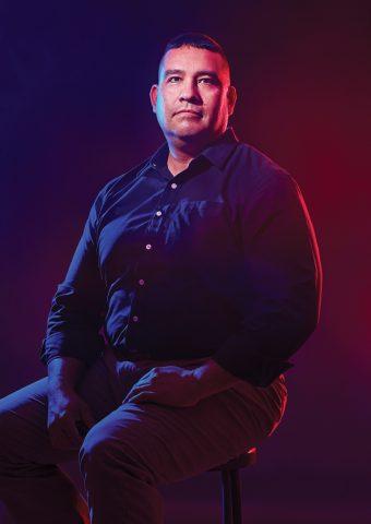 portrait of Jorge Gomez-Gutierrez