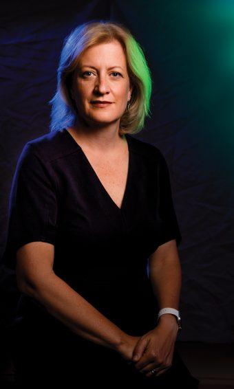 Portrait of Gillian Bartlett-Esquilant
