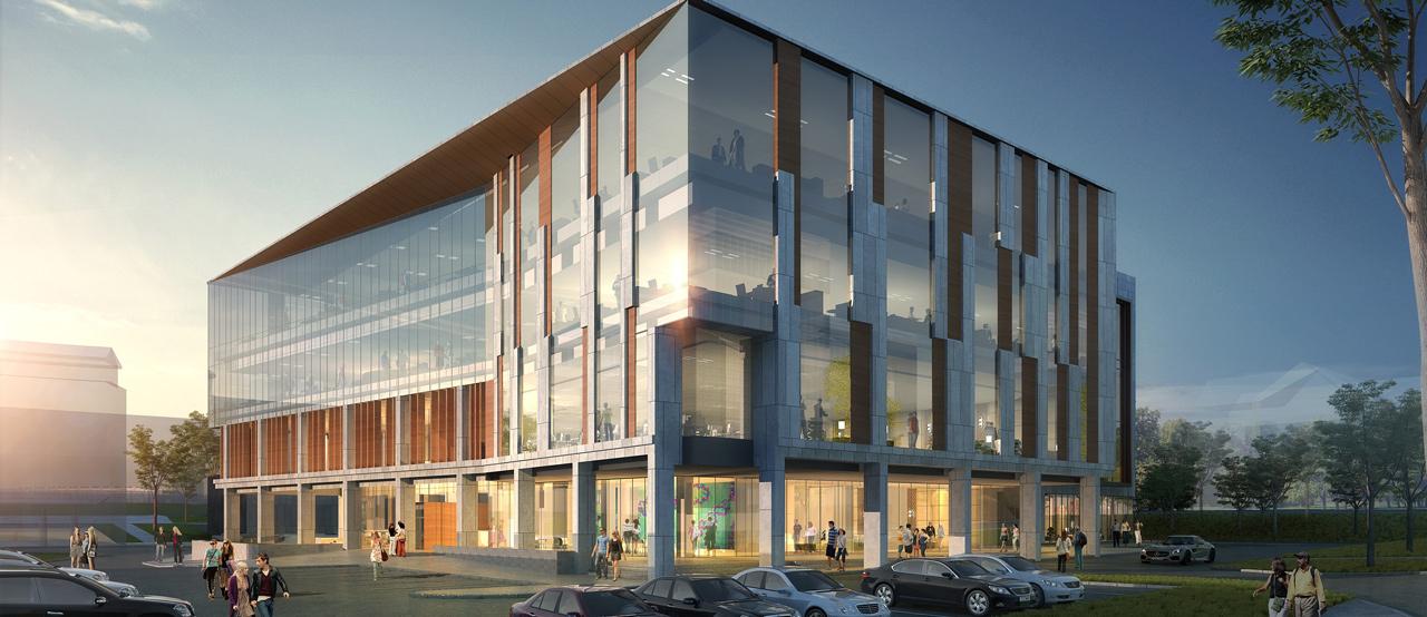 NextGen building