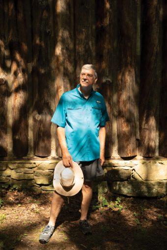 portrait of Steve Weigenstein