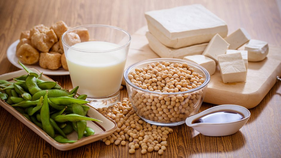 stock photo of soy products. source: shutterstock